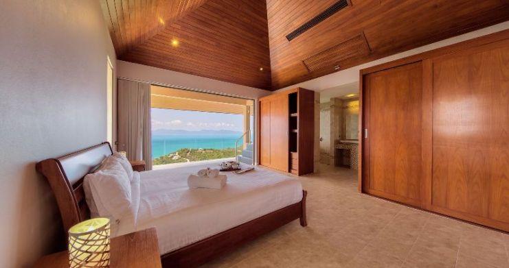 Unique 7 Bedroom Sunset Sea-View Luxury Pool Villa-20