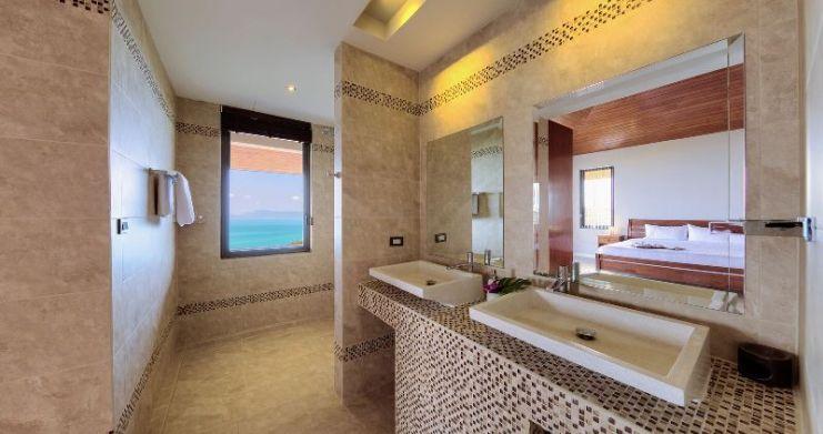 Unique 7 Bedroom Sunset Sea-View Luxury Pool Villa-21