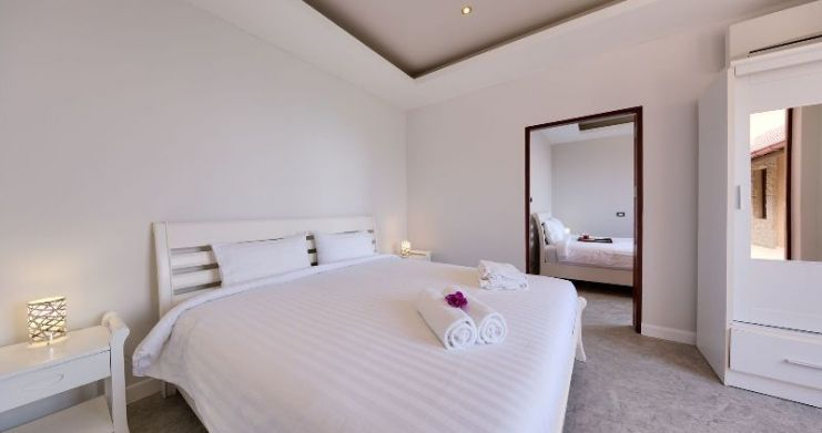 Unique 7 Bedroom Sunset Sea-View Luxury Pool Villa-36