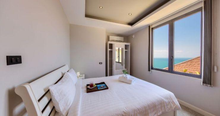 Unique 7 Bedroom Sunset Sea-View Luxury Pool Villa-39