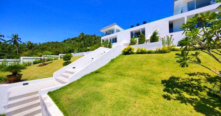 Exclusive 7 Bedroom Sea-view Pool Villa in Maenam-19
