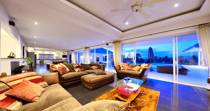 Exclusive 7 Bedroom Sea-view Pool Villa in Maenam-35