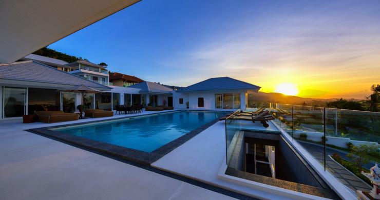 Exclusive 7 Bedroom Sea-view Pool Villa in Maenam-32