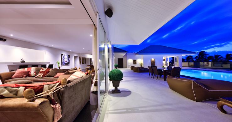 Exclusive 7 Bedroom Sea-view Pool Villa in Maenam-37