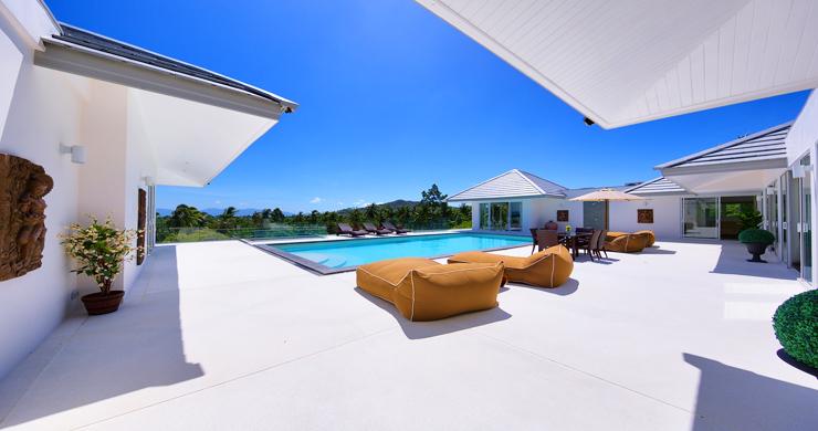 Exclusive 7 Bedroom Sea-view Pool Villa in Maenam-29