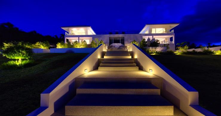 Exclusive 7 Bedroom Sea-view Pool Villa in Maenam-44