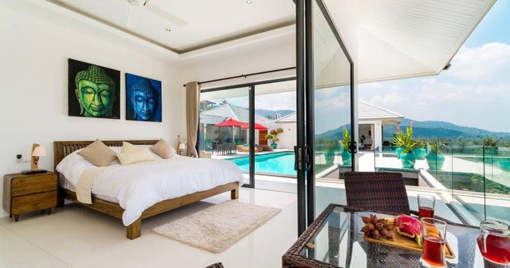 Exclusive 7 Bedroom Sea-view Pool Villa in Maenam-18