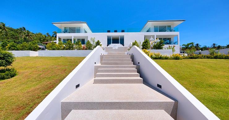 Exclusive 7 Bedroom Sea-view Pool Villa in Maenam-1