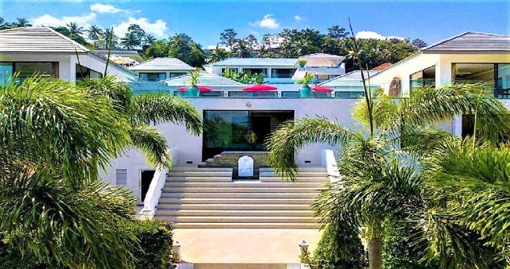 Exclusive 7 Bedroom Sea-view Pool Villa in Maenam-20