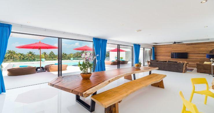Exclusive 7 Bedroom Sea-view Pool Villa in Maenam-5