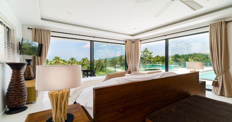 Exclusive 7 Bedroom Sea-view Pool Villa in Maenam-9