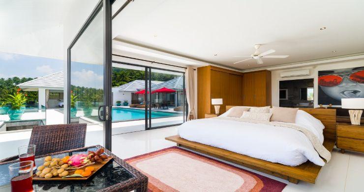 Exclusive 7 Bedroom Sea-view Pool Villa in Maenam-11