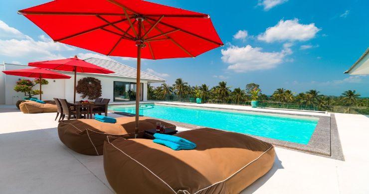 Exclusive 7 Bedroom Sea-view Pool Villa in Maenam-3