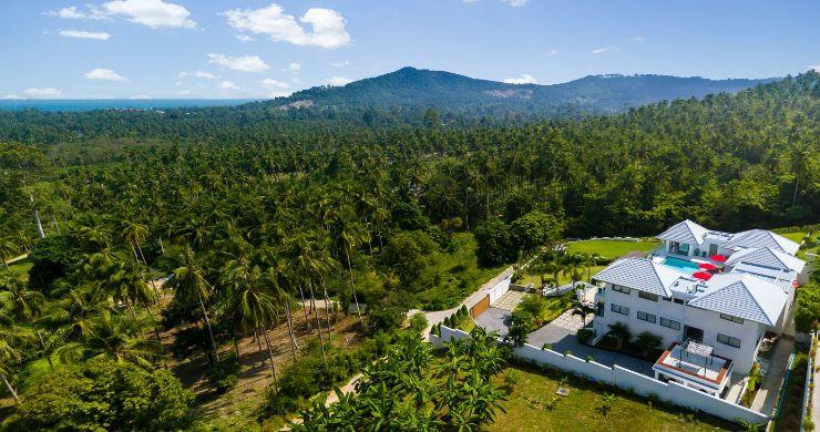 Exclusive 7 Bedroom Sea-view Pool Villa in Maenam-28
