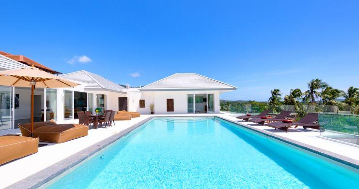 Exclusive 7 Bedroom Sea-view Pool Villa in Maenam-2