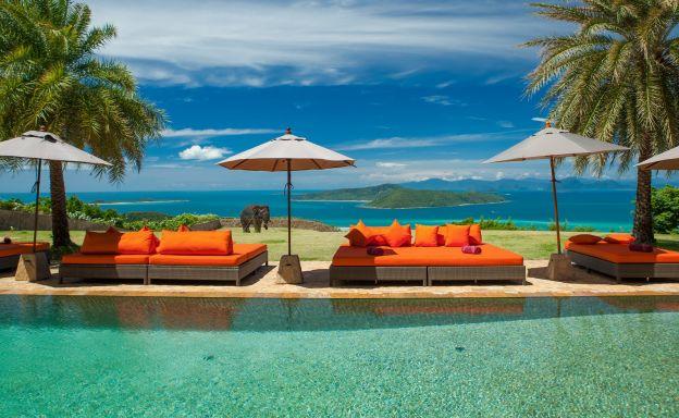 Opulent 7 Bedroom Ultra Luxury Ocean view Pool Villa
