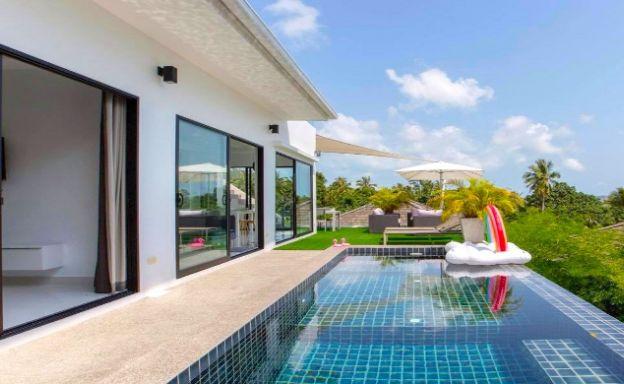 Bargain 4 Bedroom Pool Villa on Chaweng Hillside