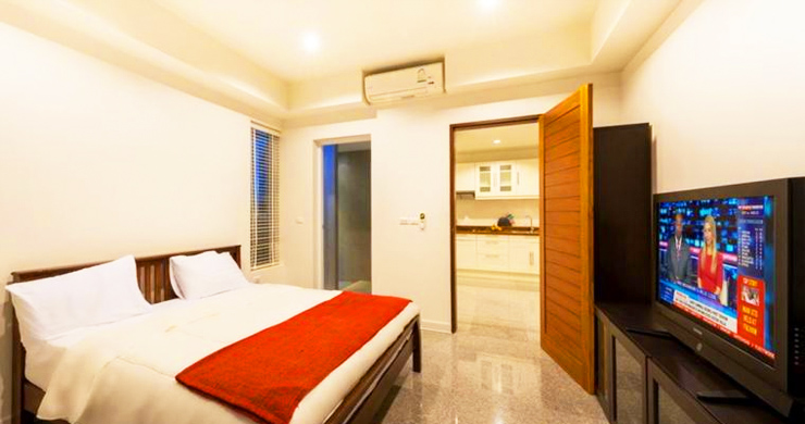2 Bedroom Sea-view Freehold Condo on Plai Laem Bay-10