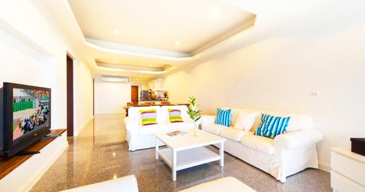 2 Bedroom Sea-view Freehold Condo on Plai Laem Bay-4