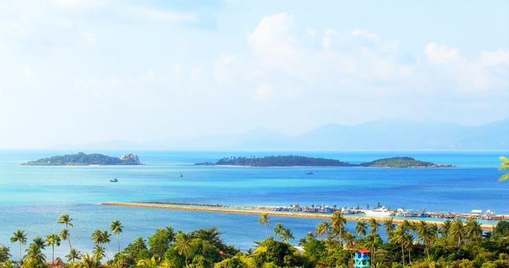 2 Bedroom Sea-view Freehold Condo on Plai Laem Bay-17
