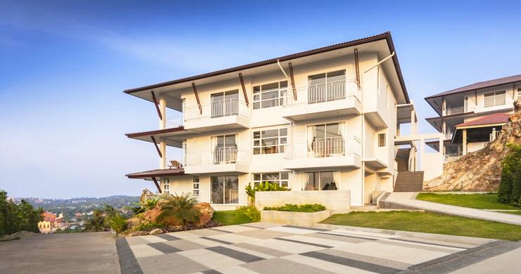2 Bedroom Sea-view Freehold Condo on Plai Laem Bay-15