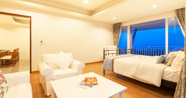 2 Bedroom Sea-view Freehold Condo on Plai Laem Bay-8