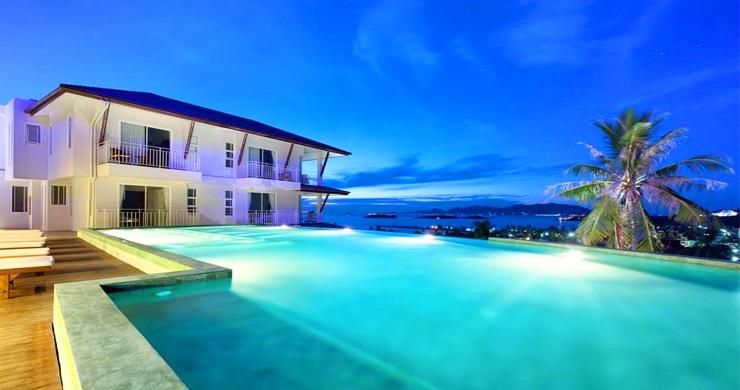 2 Bedroom Sea-view Freehold Condo on Plai Laem Bay-14