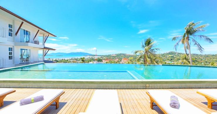2 Bedroom Sea-view Freehold Condo on Plai Laem Bay-11