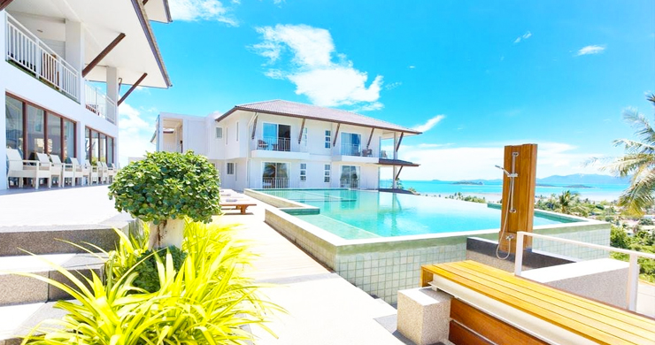 2 Bedroom Sea-view Freehold Condo on Plai Laem Bay-2