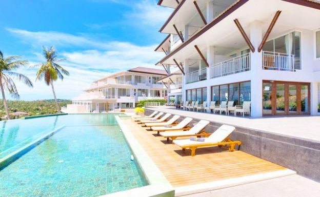 2 Bedroom Sea-view Freehold Condo on Plai Laem Bay