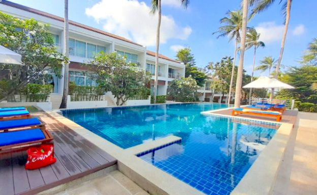 Foreign Freehold 2 Bedroom Duplex in Choeng Mon
