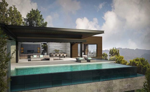 Exclusive Luxury Sea View Villas in Bophut Hilltops