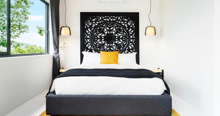 New 2 Bedroom Modern Pool Villas in Bophut Hills-9