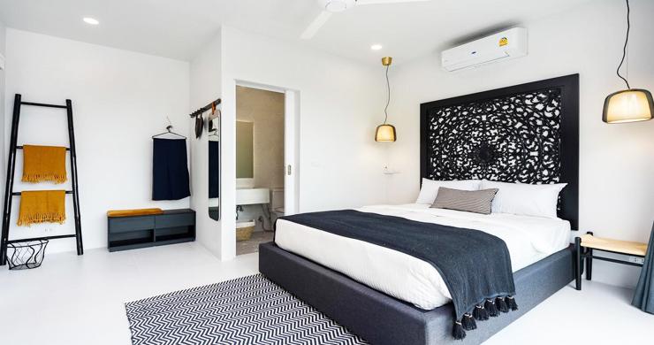 New 2 Bedroom Modern Pool Villas in Bophut Hills-10