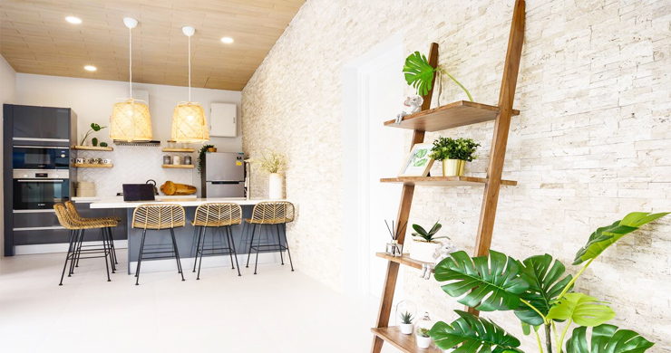 New 2 Bedroom Modern Pool Villas in Bophut Hills-6