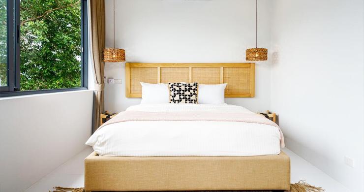 New 2 Bedroom Modern Pool Villas in Bophut Hills-7