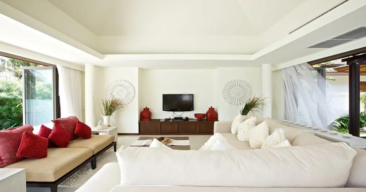Beachfront 4-Bedroom Boutique Villa Estate in Bophut-6