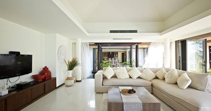 Beachfront 4-Bedroom Boutique Villa Estate in Bophut-4