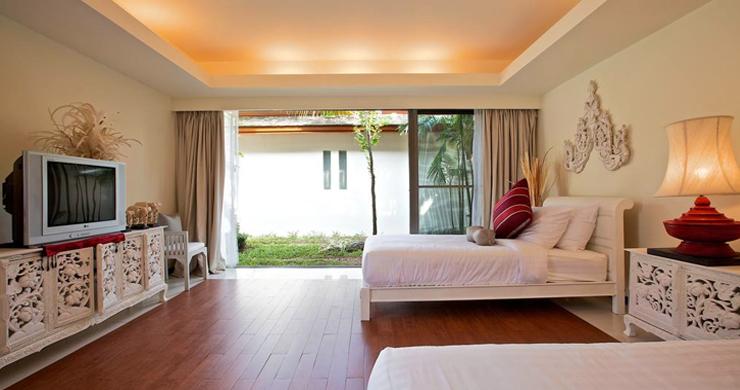 Beachfront 4-Bedroom Boutique Villa Estate in Bophut-17