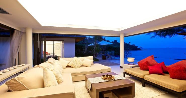Beachfront 4-Bedroom Boutique Villa Estate in Bophut-18