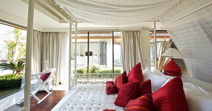 Beachfront 4-Bedroom Boutique Villa Estate in Bophut-13