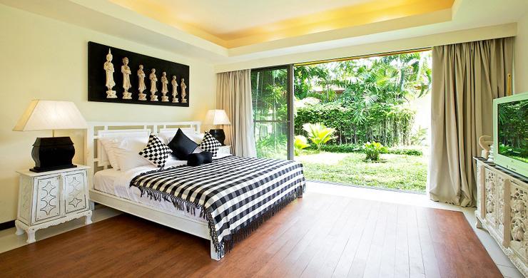 Beachfront 4-Bedroom Boutique Villa Estate in Bophut-9
