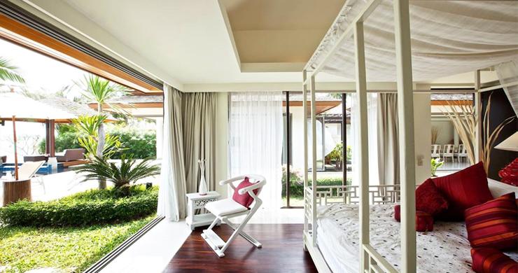 Beachfront 4-Bedroom Boutique Villa Estate in Bophut-5