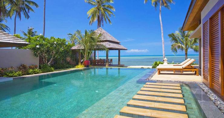 Glorious 6 Bedroom Beachfront Gem of Villa in Lipa Noi-15