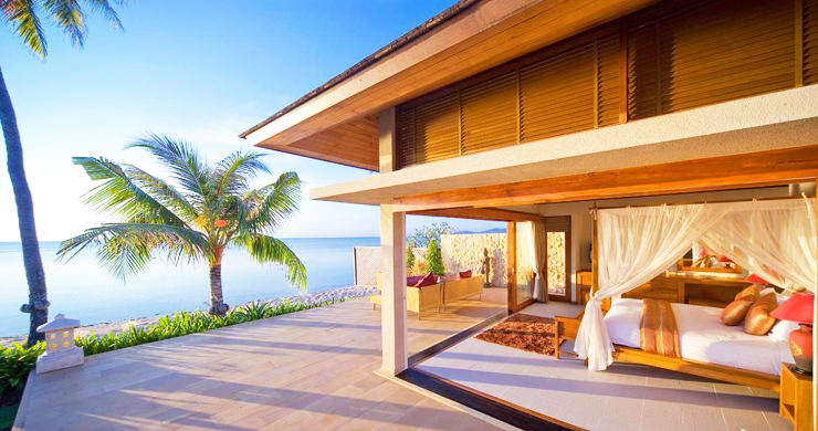Glorious 6 Bedroom Beachfront Gem of Villa in Lipa Noi-3
