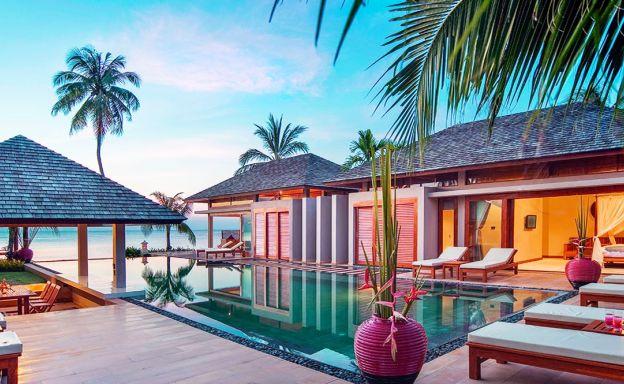 Glorious 6 Bedroom Beachfront Gem of Villa in Lipa Noi