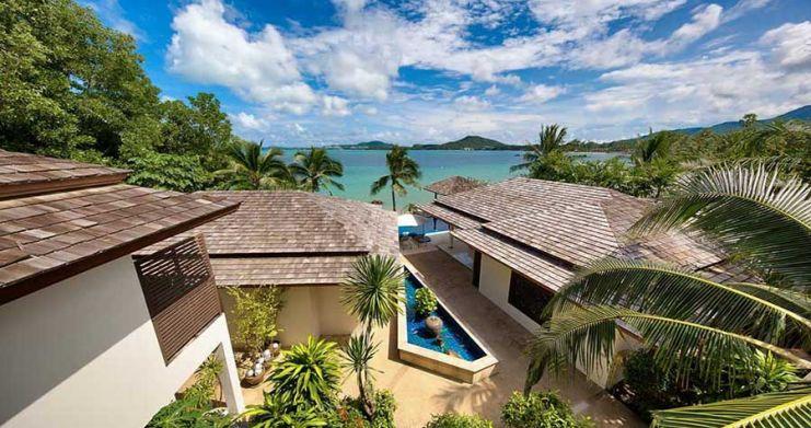 4 Bedroom Beachfront Pool Villa by Fisherman's Village-21