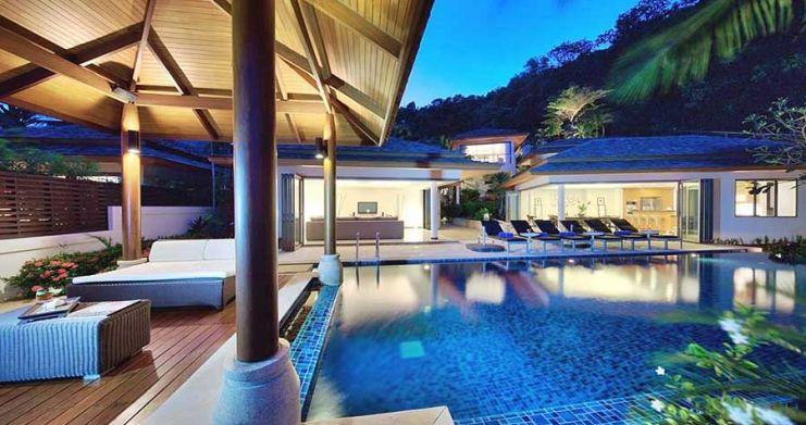 4 Bedroom Beachfront Pool Villa by Fisherman's Village-27