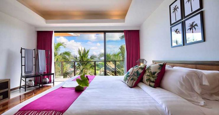 4 Bedroom Beachfront Pool Villa by Fisherman's Village-13