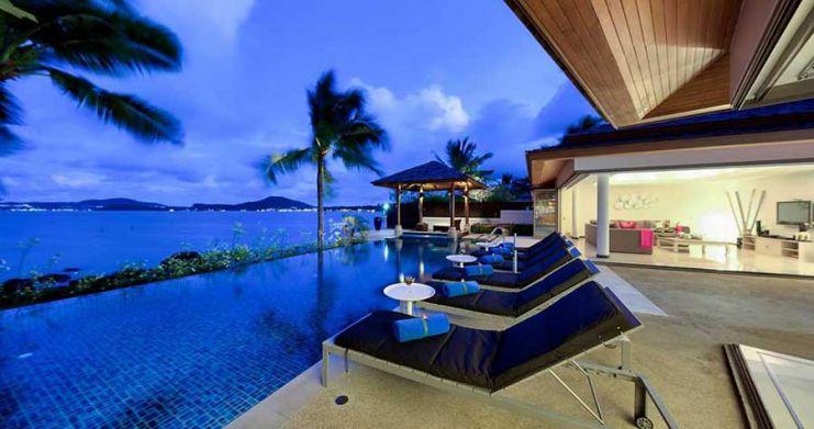 4 Bedroom Beachfront Pool Villa by Fisherman's Village-26
